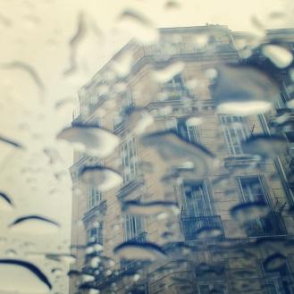 Marseille sous la pluie
