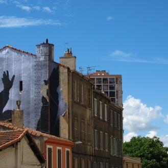 Manif pour le service public. Marseille 2011 11 Boulevard de la Révolution