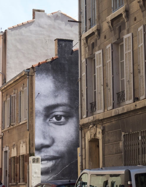 Portrait de Berthe et Diallo (Mali 1973) 25 Boulevard Bouès
