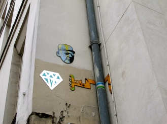 Le diamantaire, Mister P