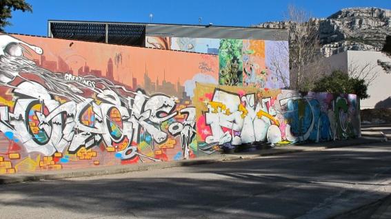 Streetart Luminy (1)