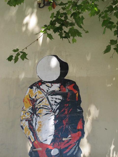Street Art Montpellier Sunny Jim