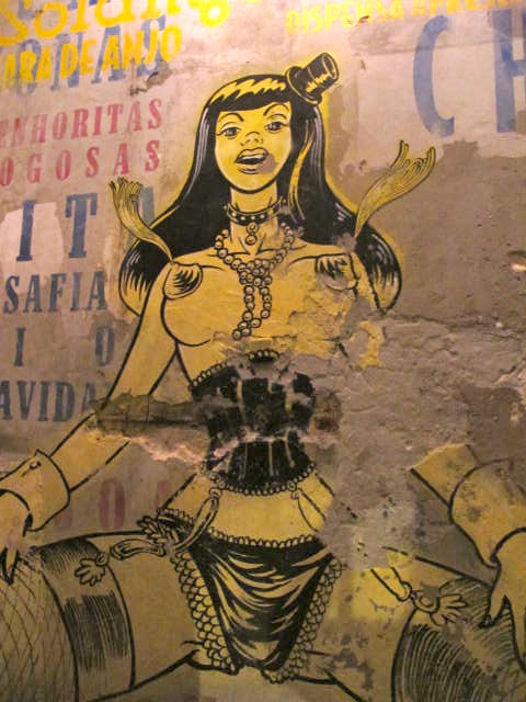 Bordel Chic Lisbonne