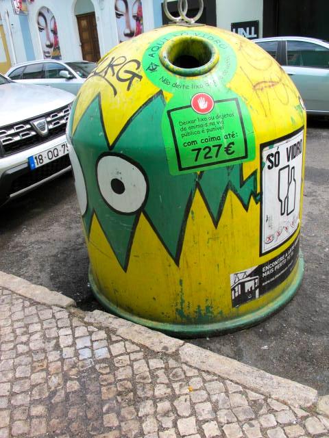 Poubelles Lisbonne (5)