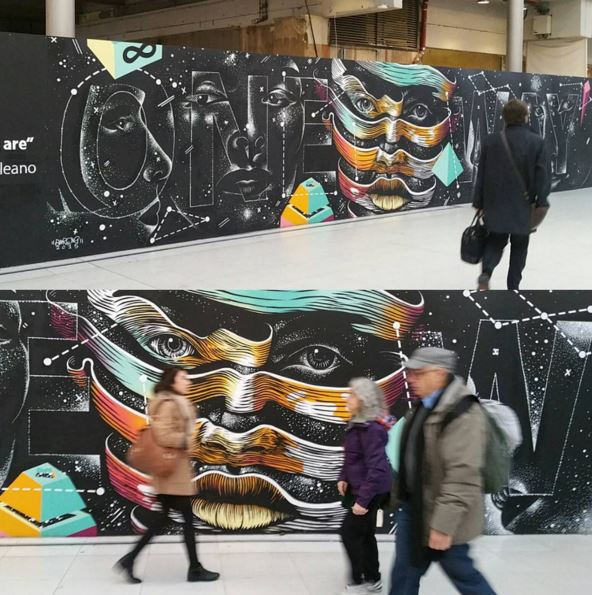 Dourone_Gare du Nord_oct 2015