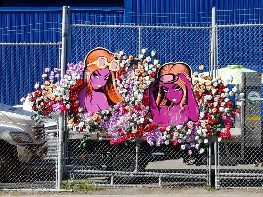 Fafi mural mtl