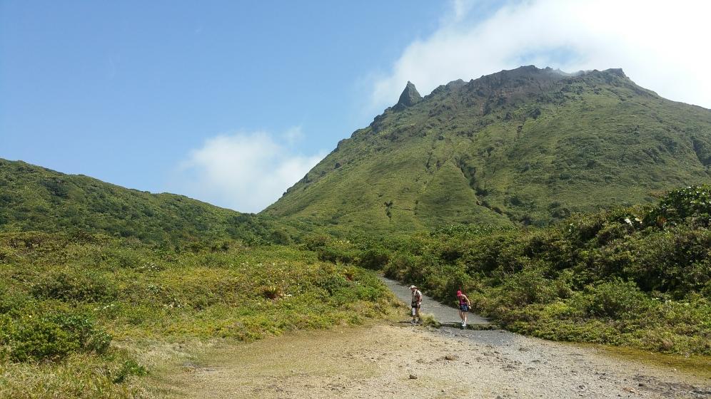 La Soufrière Guadeloupe (2)