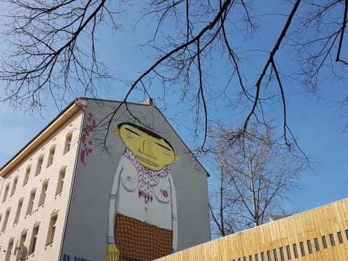 Street Art Berlin OS Gemeos