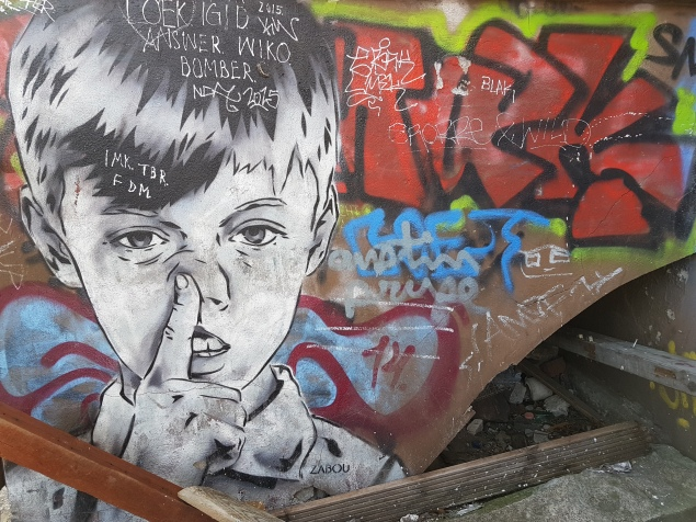 Street Art Berlin Zaboo