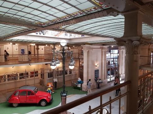 Musée de la BD_Bruxelles