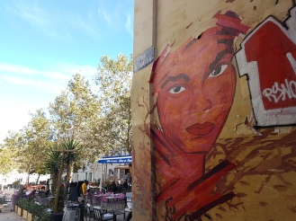 Street art Marseille (Manyoly)