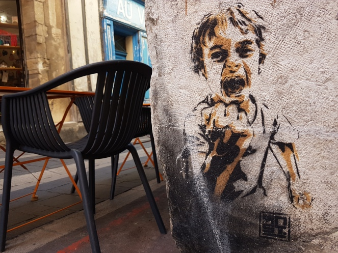Street art Marseille RNST