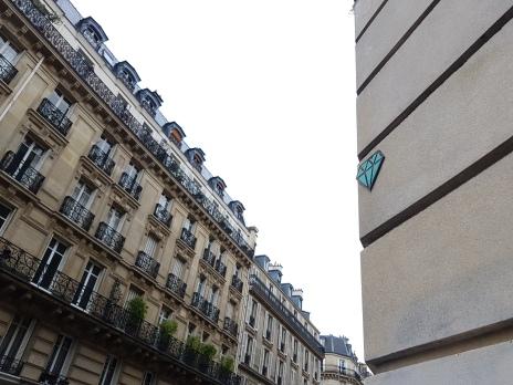 street art paris Le Diamantaire