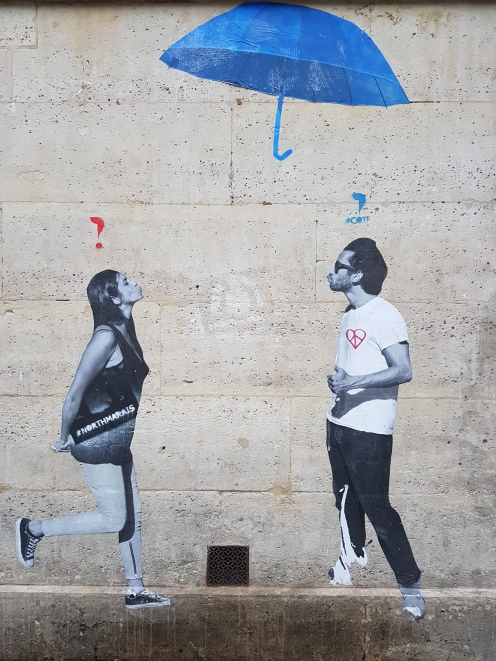 street art paris Le Mouvement