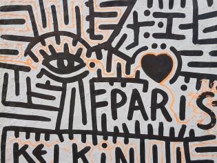 Street art montmartre 3