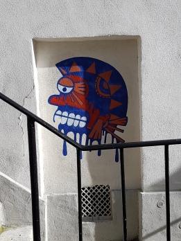 street art Montmartre 4