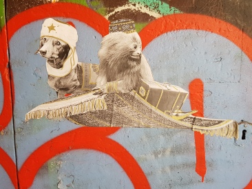 Street Art Barcelone (2)