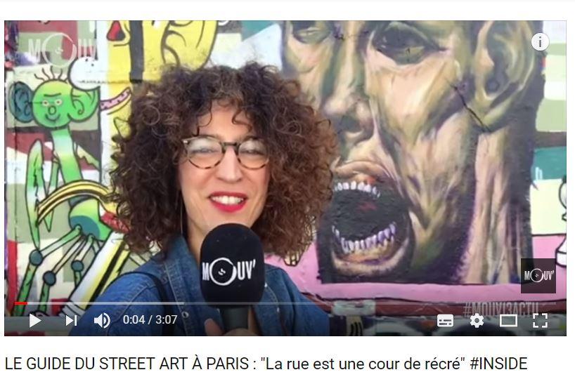 Guide du street art à Paris_Mouv'