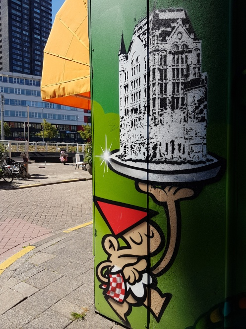 Street art Rotterdam (2)